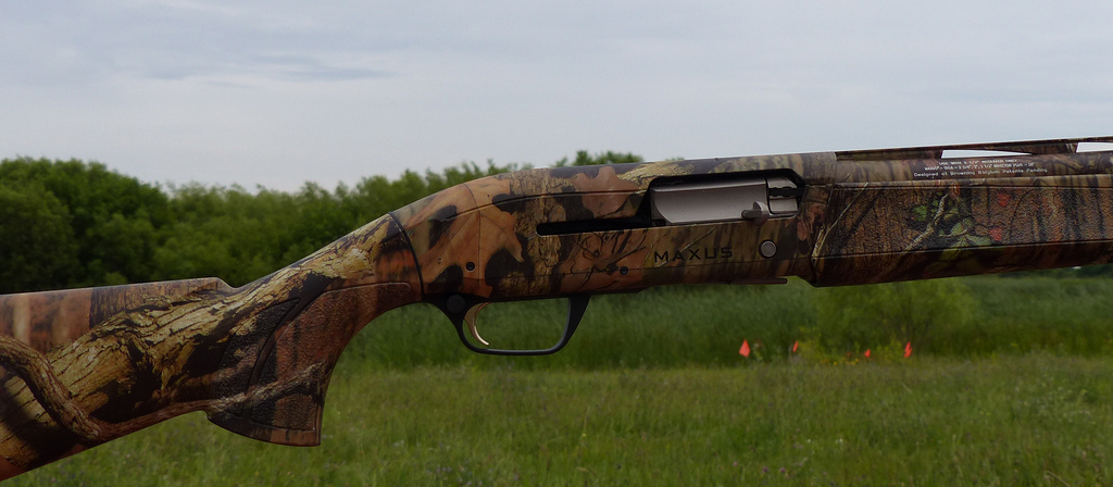 2014 Browning Maxus 3 12 Inch Review