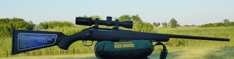 Review: Ruger American Bolt Action Rifle  243 Winchester