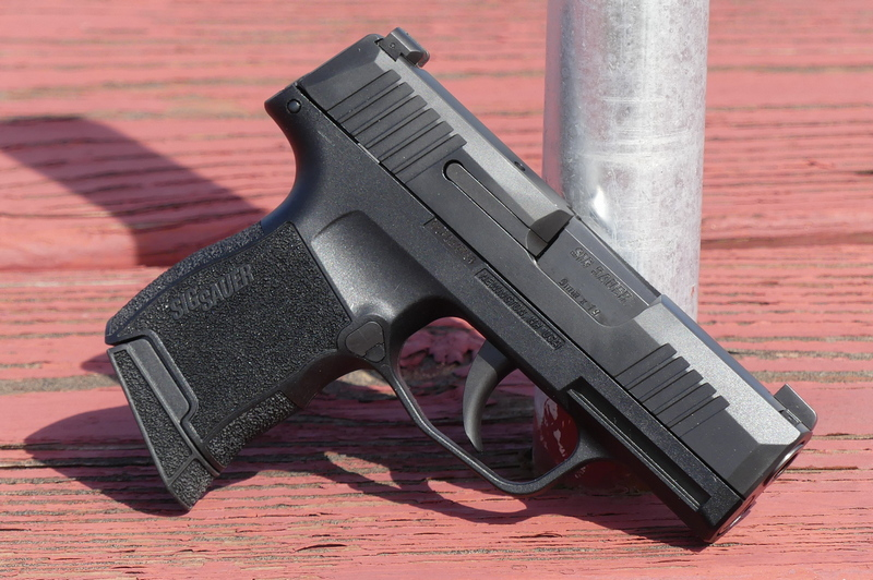 Review: Sig P365, The Every Day Carry Pistol