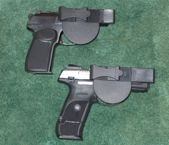 """Versacarry """"Zero Bulk"""" Concealed Carry Holster"""